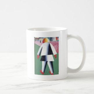 Mug Garçon par Kazimir Malevich