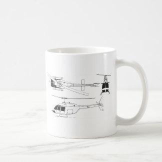 Mug Garde forestière/TH de jet de Bell