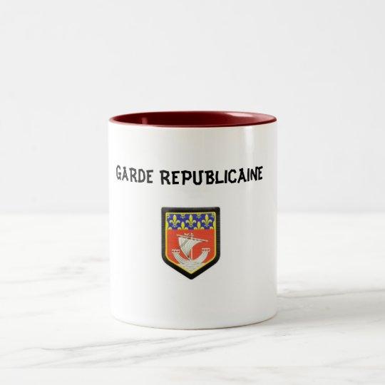 MUG GARDE REPUBLICAINE