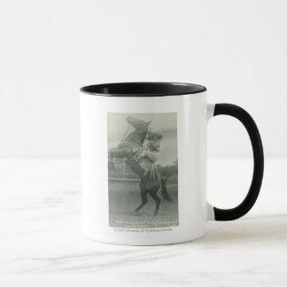 Mug Gardon de Ruth sur élégant, Cheyenne, Wyoming