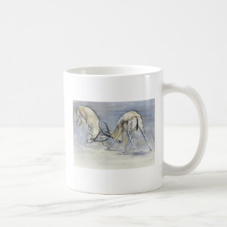 Mug Gazelles de sable 2009 3