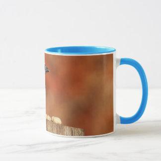 Mug Geai bleu