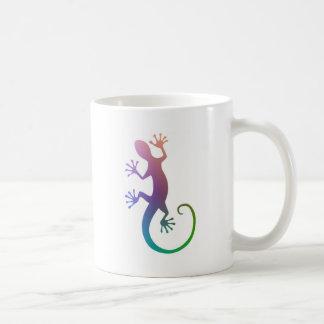 Mug Gecko coloré