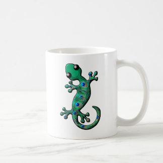Mug Gecko de paon