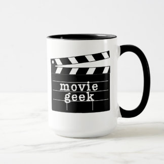 Mug Geek de film avec le bardeau