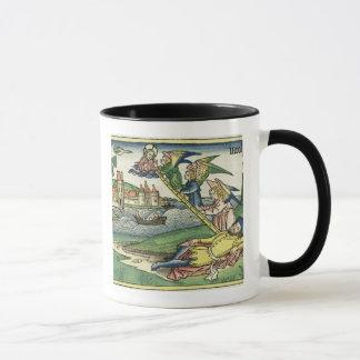 Mug Genèse 28 l'échelle de 10 Jacob, de 'Nuremberg
