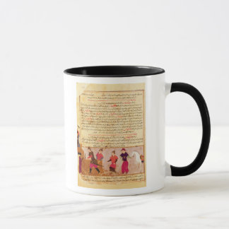 Mug Genghis Khan et ses fils par Al-Vacarme de Rashid