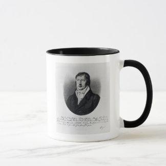 Mug Georg Wilhelm Friedrich Hegel