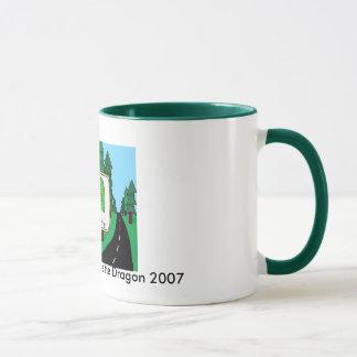 Mug George le dragon