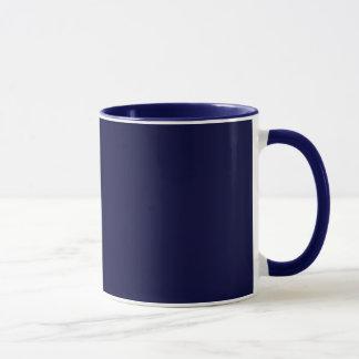Mug George Washington était trop frais pour la règle