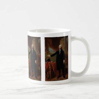 Mug George Washington - Gilbert Stuart (1797)