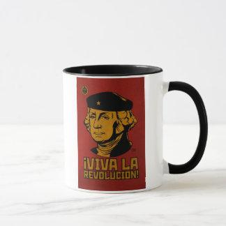 Mug George Washington : La Revolucion de vivats !