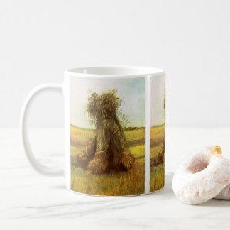 Mug Gerbes de blé par Vincent van Gogh