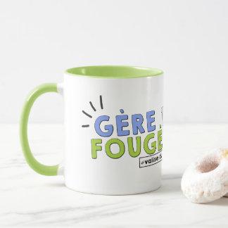 Mug Gère ta fougère!