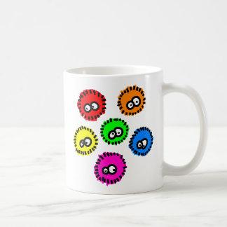 Mug Germes pelucheux