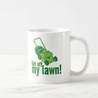 Mug getoffmylawn.ai
