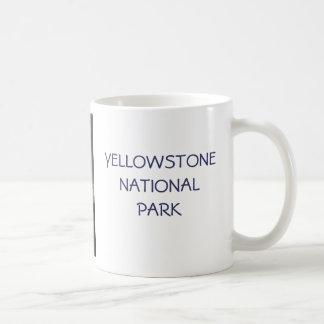 Mug Geyser de Yellowstone