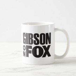 Mug Gibson sur le RENARD
