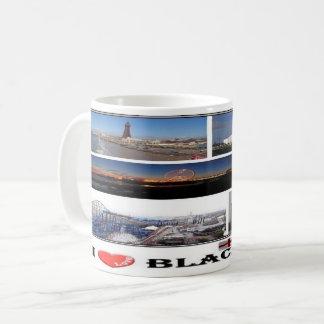 Mug Gigaoctet Angleterre - Blackpool -