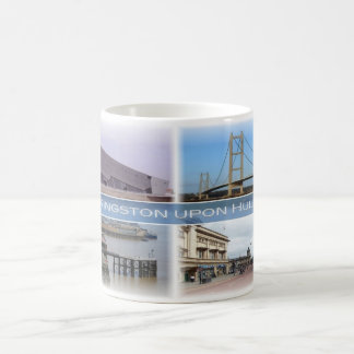 Mug Gigaoctet Angleterre - Kingston sur la coque -