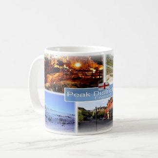 Mug Gigaoctet Angleterre - le secteur maximal N. Park