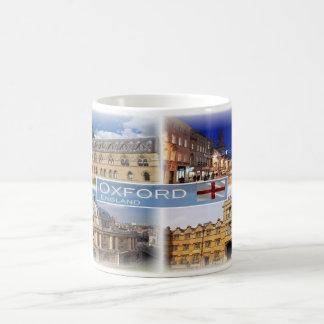 Mug Gigaoctet Angleterre - Oxford -