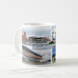 Mug Gigaoctet Pays de Galles - Cardiff