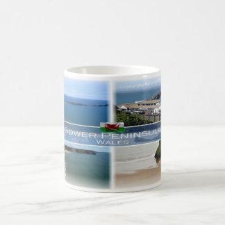 Mug Gigaoctet Pays de Galles - les marmonnements de
