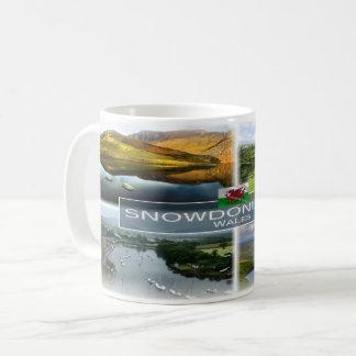 Mug Gigaoctet Pays de Galles - parc national de