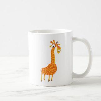 Mug Girafe drôle