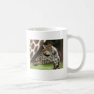 Mug Girafe grande de support