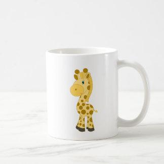 Mug Girafe mignonne de bébé