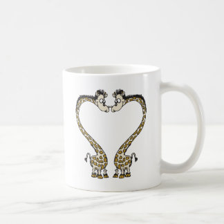 Mug Girafes dans l'amour