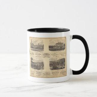 Mug Gisements de pétrole, résidence