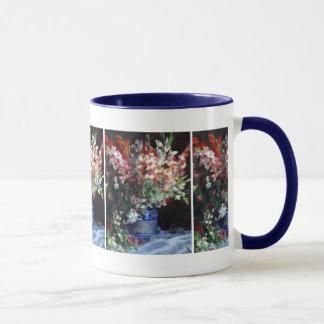 Mug Gladiolas en beaux-arts de Pierre Auguste Renoir