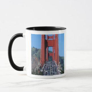 Mug Golden gate bridge et Baie de San Franciso