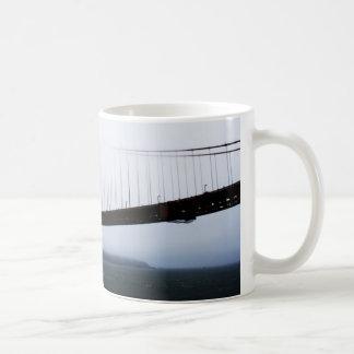 Mug Golden Gate brumeux