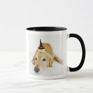 Mug Golden retriever et ornement