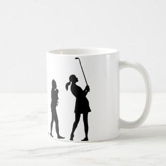 Mug Golfeur