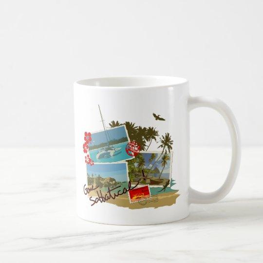 Mug Gone Sabbatical