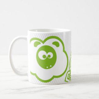 Mug Good Morning Moulos - Vert