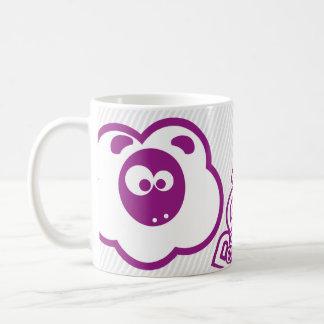 Mug Good Morning Moulos - Violet
