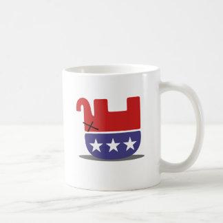 Mug GOP mort d'éléphant