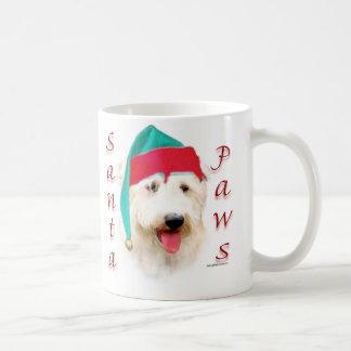 Mug Gorge des pattes d'Imaal Terrier Père Noël