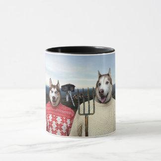 Mug Gothique sibérien