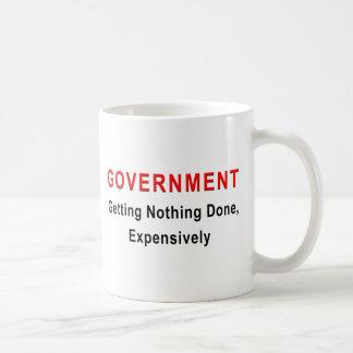 Mug Gouvernement cher