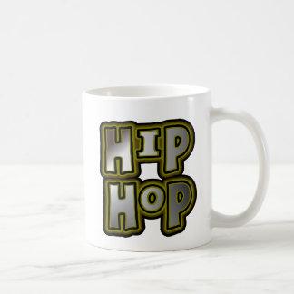Mug Grand graffiti de hip hop multicolore, effets en