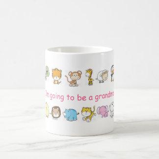 Mug Grand-maman à être