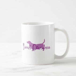 Mug Grand-maman de Basset Hound