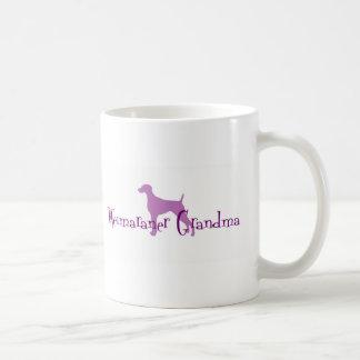 Mug Grand-maman de Weimaraner